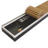 ITTB- встраиваемый конвектор с принудительной конвекцией (с вентилятором), под заказ
