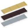Решетка LGA - алюминиевая, продольная (жесткая) с высотой профиля 24 мм (под заказ)