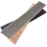 Решетка SGZ BGC / SGZ Black- алюминиевая, поперечная (рулонная) с высотой профиля 18 мм (под заказ)