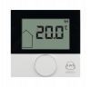 Термостат беспроводной с ЖК-дисплеем без датчика темп.пола KAN-therm Smart