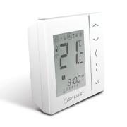 Термостат беспроводной с цифр.индикацией 4 в 1, с питанием от батареек, белый SALUS