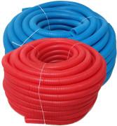 Гофр.защитная труба 20 синяя (50м.п.) KAN-therm