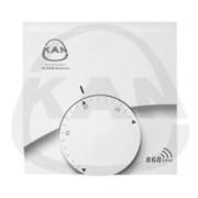 Термостат комнатный аналоговый Basic+ -230V KAN-therm