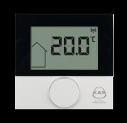 Термостат беспроводной с ЖК-дисплеем с датчиком темп.пола KAN-therm Smart