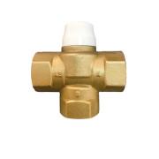 Трехходовой термостатический смесительный клапан Vieir