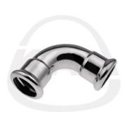 Колено 90° KAN-therm Steel 28