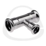 Тройник KAN-therm Steel 35х28х35